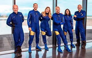 下一站,太空——美国亿万富翁的太空竞赛