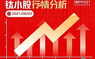 8月3日A股分析:大小指数小幅回调,半导体芯片、锂电、光伏全天大跌